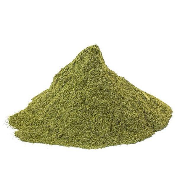 maté powder ilex paraguariensis