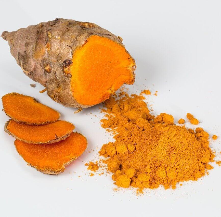 Kurkuma Geelwortel nano-curcumine