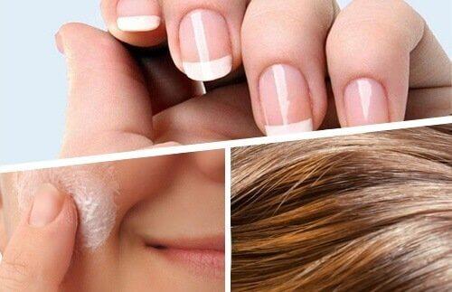 Huid Haar Nagels